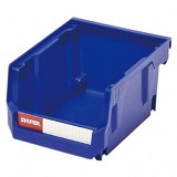 SHUTER Heavy Duty Storage Hang Bins [HB-210] - Blue - Box Perkakas